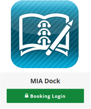 New Procedure for Booking Facilities