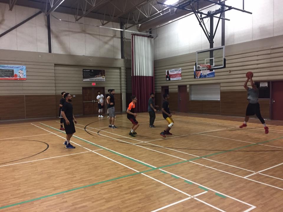 MIA Basketball Drop in